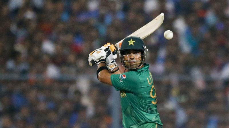 Umar who followed up a brilliant 136 with another blistering innings of 99 in the Pakistan National One-day Cup on Thursday, has surprisingly not been invited to take the fitness tests. (Photo: AP / File)