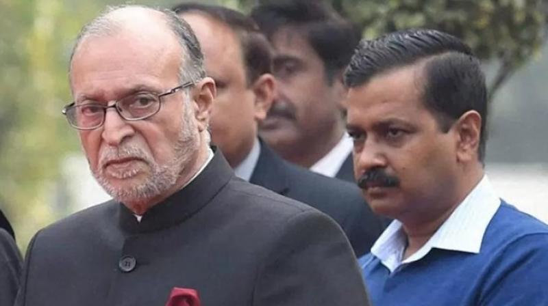 The Delhi government had accused the L-G Anil Baijal of making a 'mockery of democracy', saying he was either taking decisions of an elected government or substituting them without having any power. (Photo: PTI)