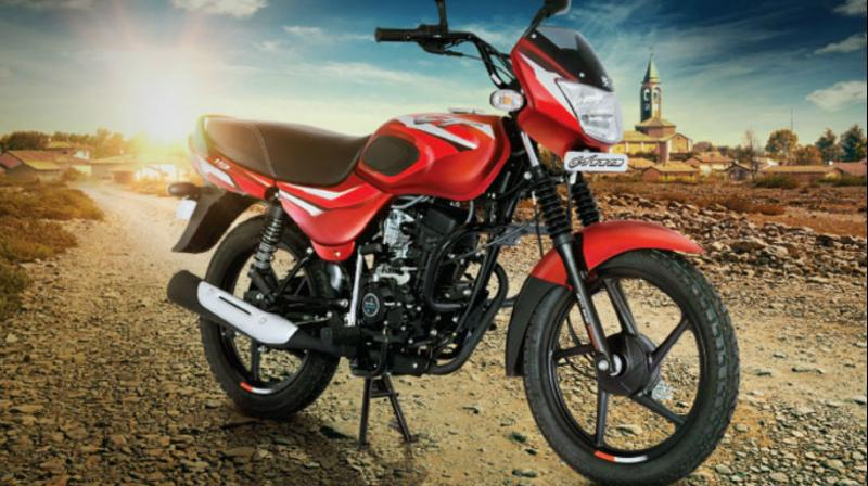 The new CT110 gets a bigger engine compared to the CT100.