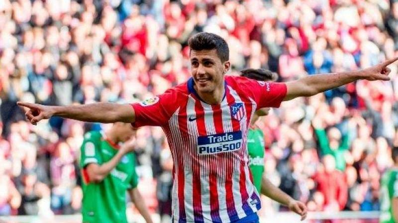 Rodri, 23, officially became a City player a day after the La Liga club revealed the 70-million-euro release clause (Photo: AFP)