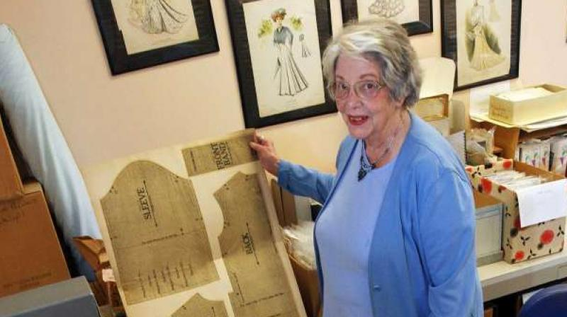 Love of sewing patterns leads to world-class collection
