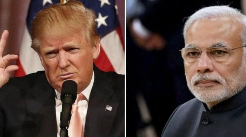Trump referred to Modi as an example of how world leaders are talking about their contributions that were nowhere near the 'billions of dollars' the US was spending. (Photo: File)