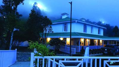 Rechristened as The Eco Adventure Resorts, Temi Bungalow, the throwing up of the Bada Bungalow, marks the first such PPP initiative between the Sikkim government in the tourism sector.