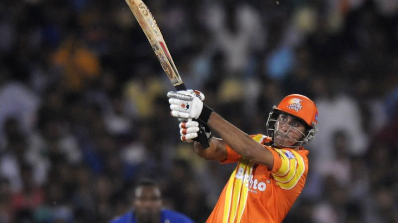 Nasir Jamshed was suspended Monday from competing in any form of cricket. (Photo: BCCI)