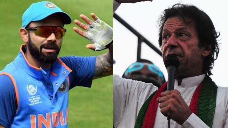 Former Test leg-spinner Abdul Qadir sees a lot of similarities between India skipper Virat Kohli and ex-Pakistan captain and now Prime Minister Imran Khan, saying both inspire their team-mates by leading from the front. (Photo: AFP)