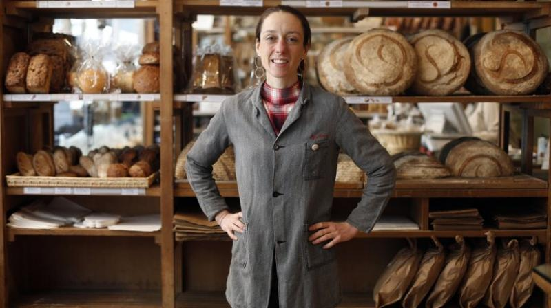 Fans of the famous loaf can now tackle the 'big hug of bread' at home, with Poilâne sharing the secrets of the company's sourdough in a recipe which stretches over three pages. (Photo: ANI)