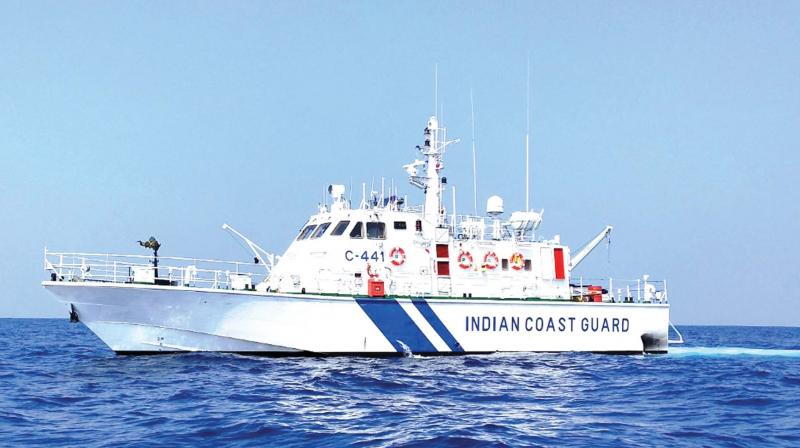 Chief Secretary Tom Jose will commission the ship in a ceremonial function. Inspector General Vijay D. Chafekar, PTM, TM, Commander Coast Guard Region (West), Mumbai will be present during the event.