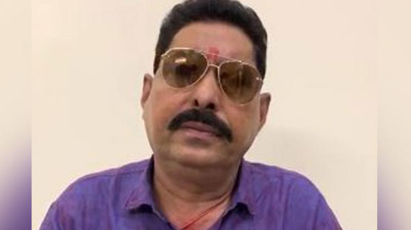 During the proceedings in the Saket court, Pratap directed the police to collect all information in the case against Anant Singh.  (Photo: ANI)