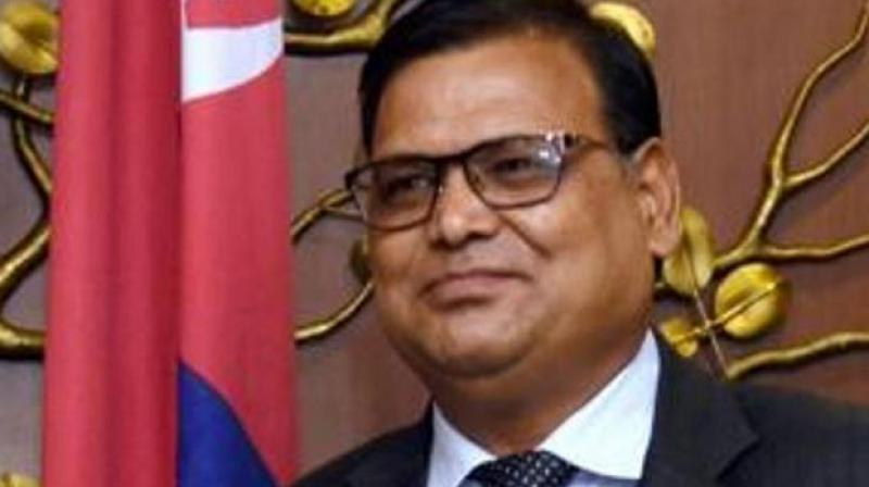 Mahara, a senior member of the ruling Nepal Communist Party and former Maoist rebel, denied the allegation but stepped down as speaker last week after the woman gave details of the assault to media. (Photo: PTI)