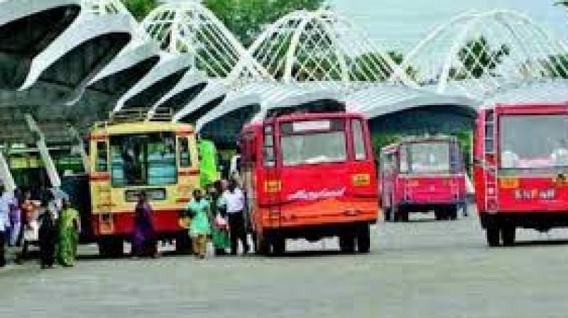 Telangana State Road Transport Corporation (Representational image)