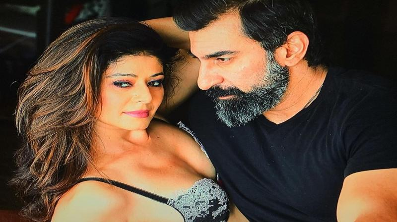 Pooja Batra and Nawab Shah. (Photo: Instagram)