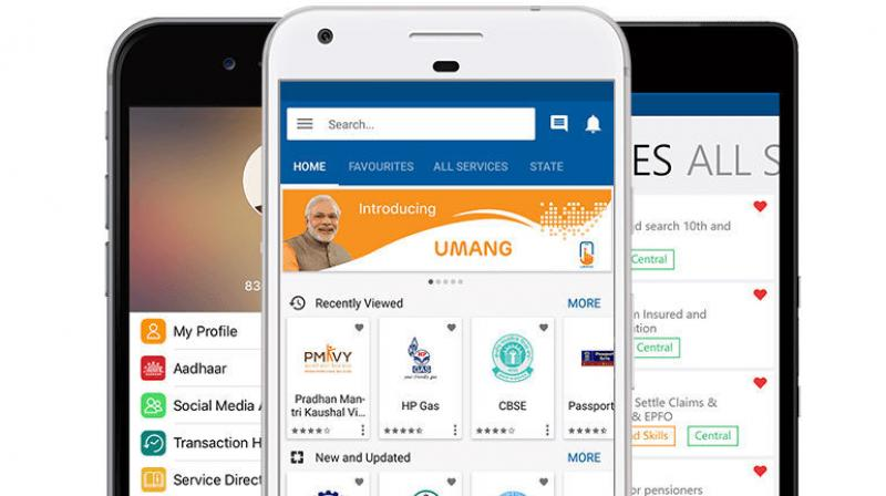 MeitY Launches Mobile App UMANG To Boost EGovernance
