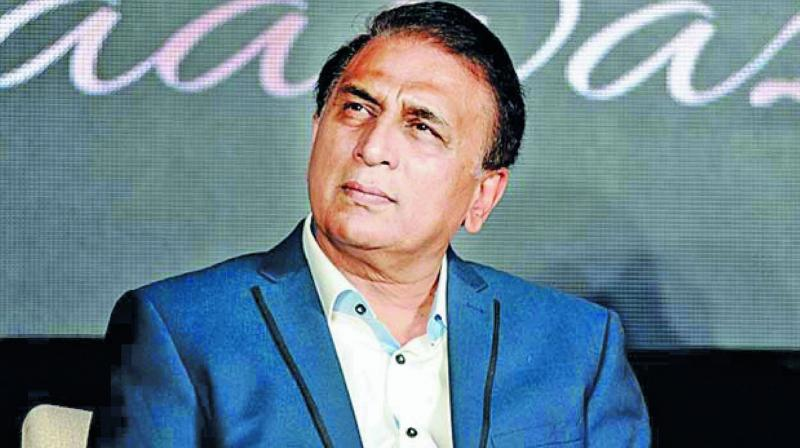 Talking about Sunday's match, Gavaskar said Pakistan will be under pressure to win to keep their campaign alive.  (Photo: File)
