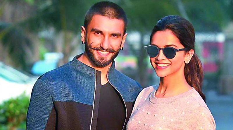 Image result for Deepika Padukone and Ranveer Singh