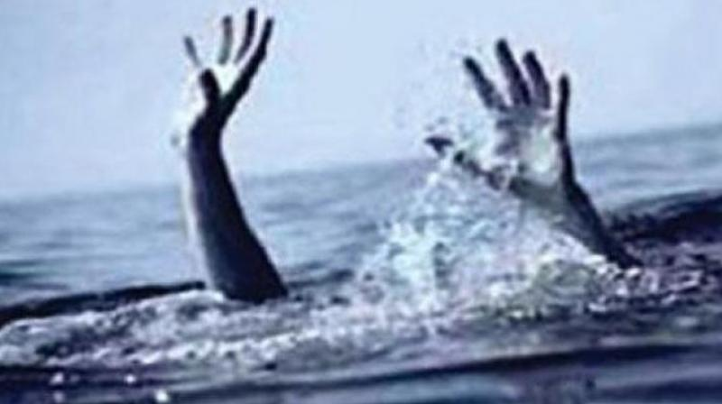 Vinoth Kumar, Sathish and Senthil Kumar, all class 9 students from Tambaram, bunked class and went to the Marina beach but their trip came to a sad conclusion when they drowned in the sea.   (Representational image)