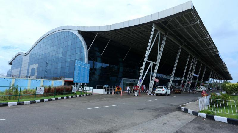 Trivandrum International Airport, Thiruvananthapuram