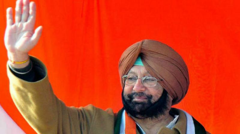 Chief Minister Amarinder Singh (Photo: File)