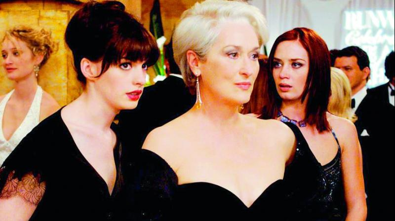 If you didn't get enough of the 2006-film The Devil Wears Prada, good news awaits. All set to debut next summer is the musical based on the novel by Lauren Weisberger and the much loved movie.