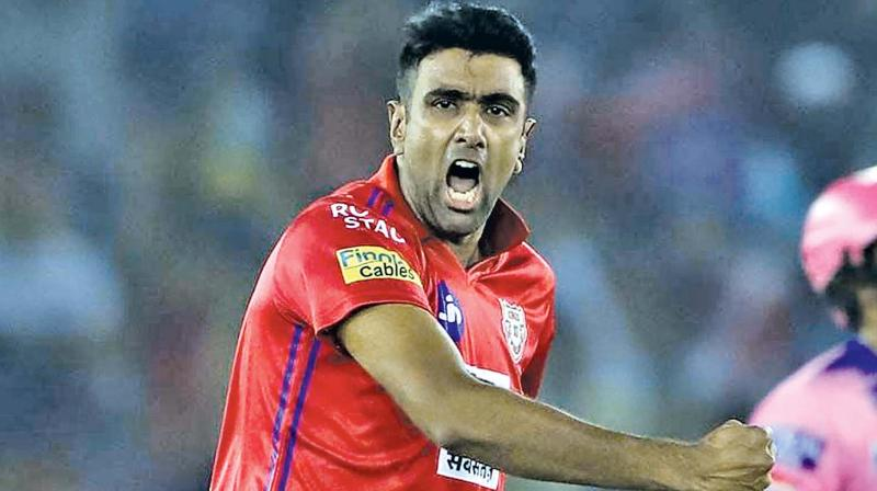 Nottinghamshire sign Ravichandran Ashwin for County Championship