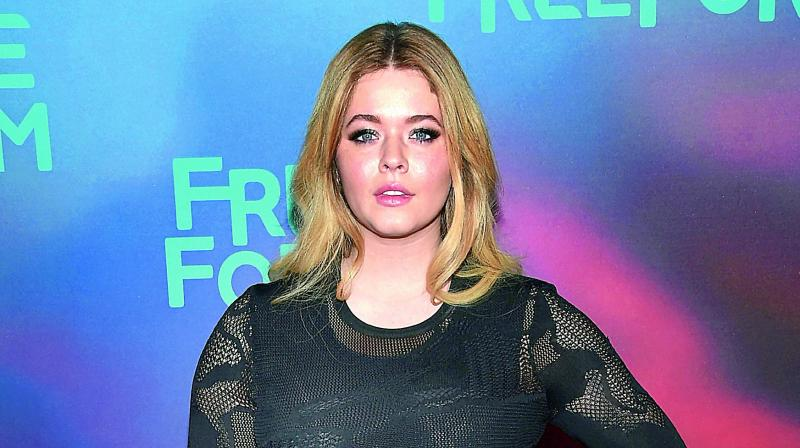 Sasha Pieterse Opens Up About Weight Gain