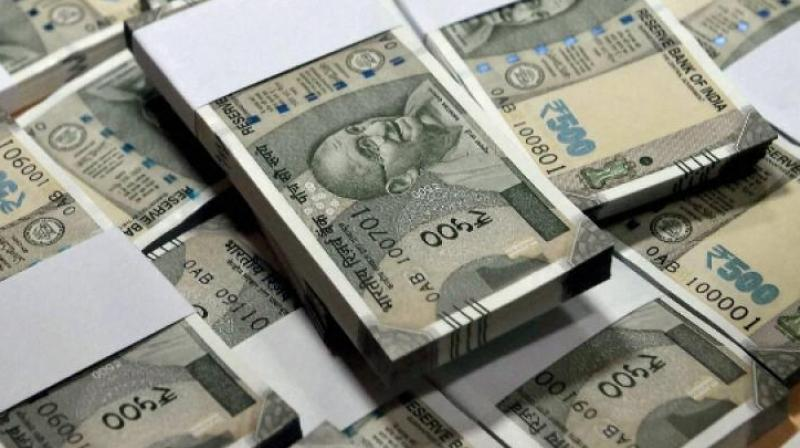 ACB officials raided the office of tahsildar M. Mukkanti and verified the records and examined some persons based on allegations that the tahsildar had withdrawn Rs 80 lakh from the treasury for transporting Polavaram irrigation project affected people from their villages to the rehabilitation centre. (Representational image)