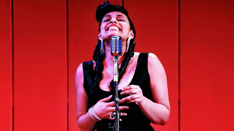 A soul singer treading the waters of Jazz, RnB, Funk, Blues, and Fusion, Vasundhara Vee has been an active contributor to the Independent music movement in India.