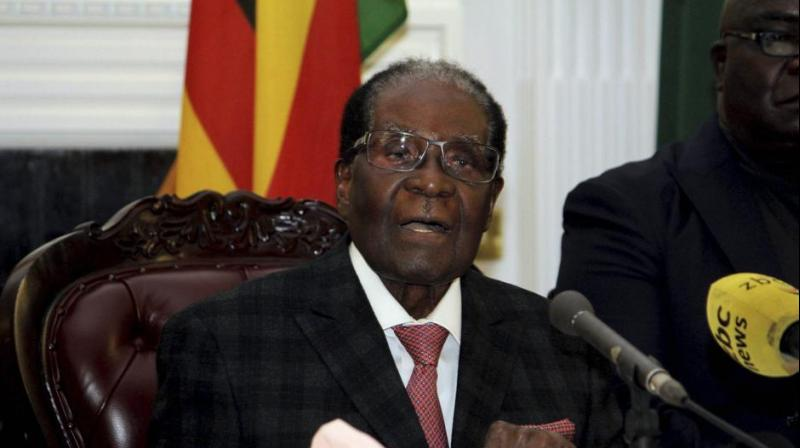 The tipping point for Mugabe was the realisation that he would be impeached and ousted in an undignified way. (Photo: AP)
