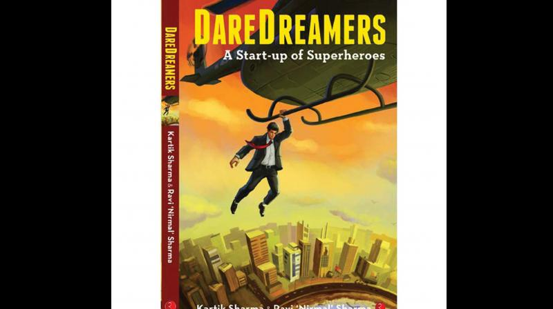 by Kartik and Ravi Sharma, Publisher: Rupa Publications India,  Pp.296, Rs 250