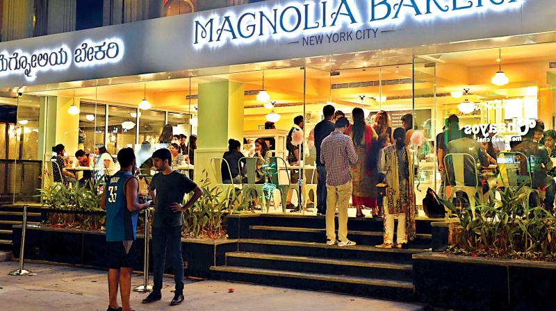 """Talking further about the opening of Magnolia Bakery in India, Nischay Jayeshankar goes on to add """"Bengaluru proved to be a perfect fit for opening our first outlet."""