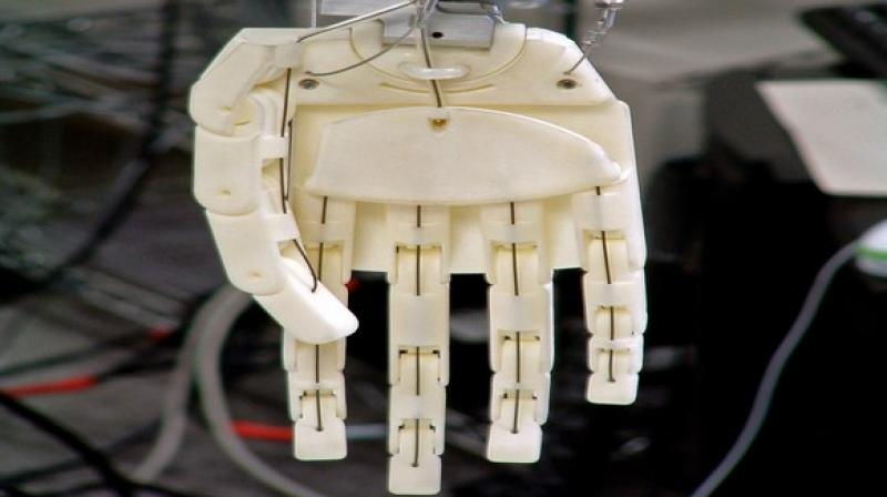 Engineers around the world are striving to develop more dynamic actuators that respond quickly, can bend without breaking, and are very durable.(Photo: ANI)