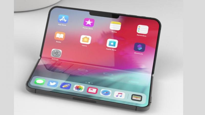 Mind-blowing iPhone X Fold suddenly starts taking shape