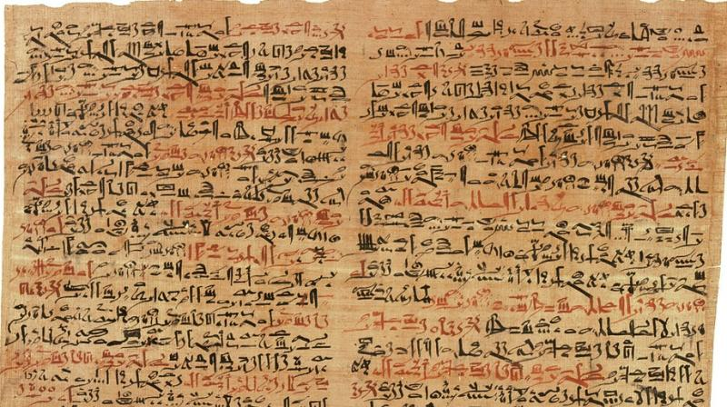 By scanning the fragments where characters are visible, they hope to create a machine-learning algorithm that will decipher what is written on the scrolls. (Representational photo: Pixabay)