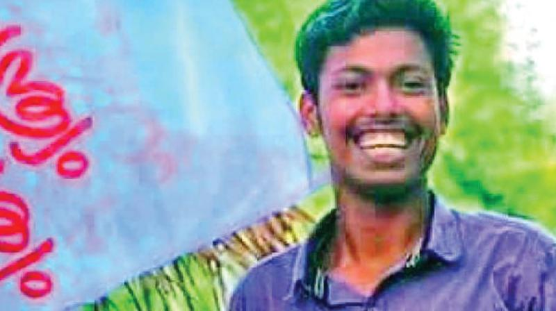 Abhimanyu's uncle who commented below the Facebook post by electricity minister M.M. Mani on a recent movie Nan Petta Makan which portrays the life of Abhimanyu, said that the all culprits behind the murder were not arrested and some have reportedly left the country.