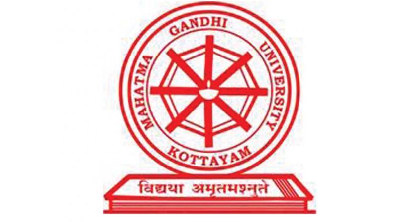 MG University Logo