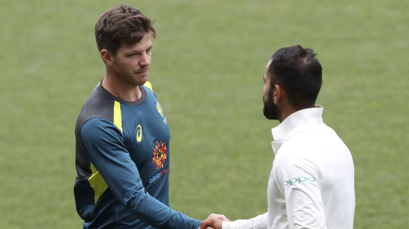 Having gone down swinging in an enthralling Adelaide Test, Australia barely have time to pick themselves up off the canvas before another potentially bruising contest against a confident India in Perth. (Photo: AP)
