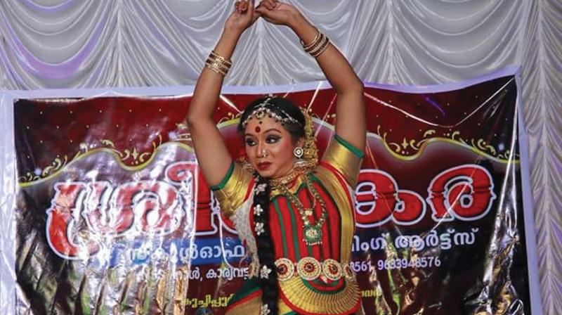 Though music was always her forte, Vandana decided to learn classical dance out of the love for the art form and as a part of a conscious decision to break the nut that encapsulated her.