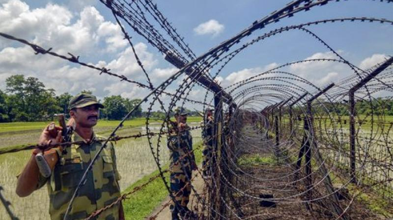 Despite repeated calls for restraint and adherence to ceasefire understanding of 2003 for maintaining peace and tranquility, Pak forces have launched unprovoked attacks along the LoC and the IB, officials claimed. (Representational Image | PTI)
