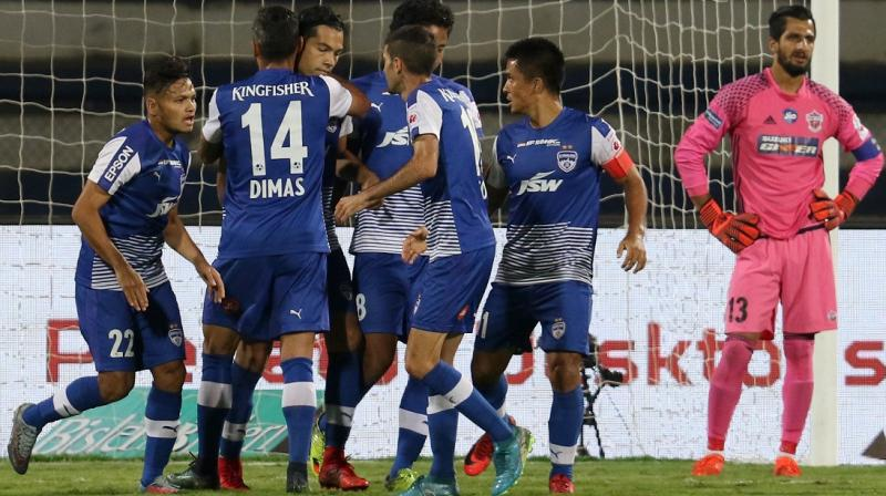 Bengaluru FC are favourites