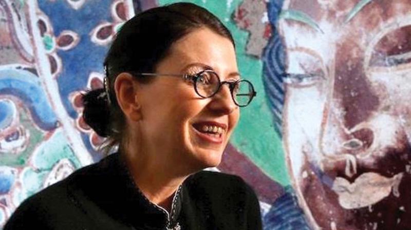 Sarah Kenderdine