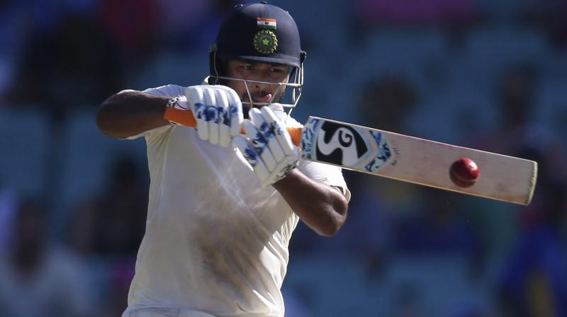 The official broadcasters of the ongoing India versus Australia series Fox Cricket has kept the stump microphone on and some of the interesting exchanges between Paine and Pant have been recorded. (Photo: AP)
