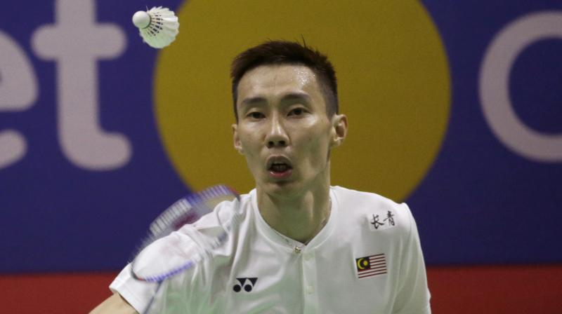 "The former long-time world number one was seen to be in ""high spirits"" with plans to get back to court next week, Badminton Association of Malaysia secretary-general Ng Chin Chai told AFP. (Photo: AP)"