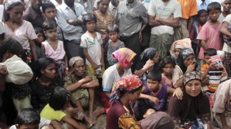 Hundreds of Rohingya are thought to have been killed during a brutal campaign by Myanmar security forces in Rakhine to find militants accused of carrying out deadly raids on police border posts. (Photo: AFP)