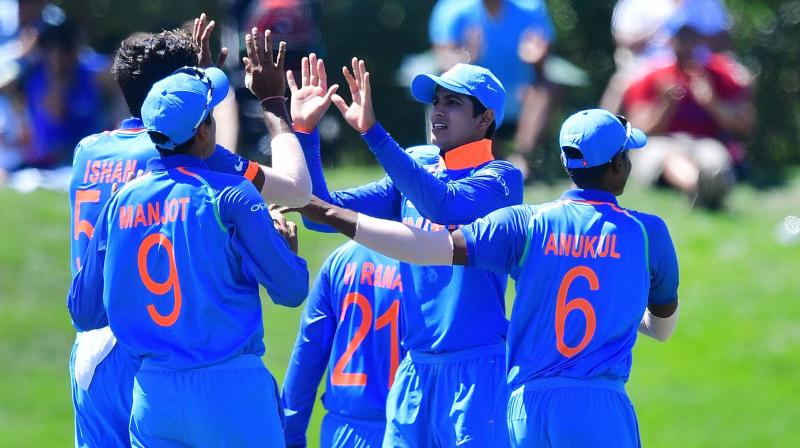 ICC Announces U19 XI After 2018 U19 World Cup