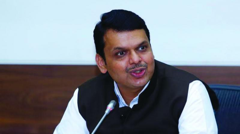 Fadnavis informed that he will be attending ally Shiv Sena's foundation day programme here Wednesday.  (Photo: File)