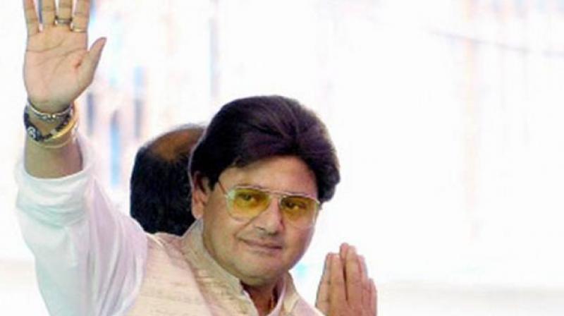 Trinamool Congress MP Tapas Pal.