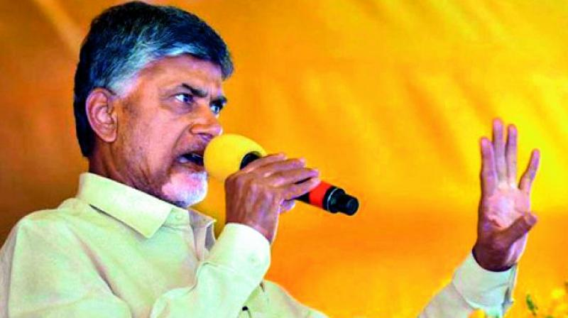 Underlining the losses suffered by Andhra Pradesh due to the bifurcation, Chief Minister N. Chandrababu Naidu has sought an assistance of Rs 1,09,023 crores for development of infrastructure in the state.