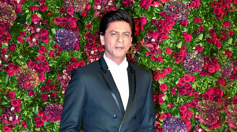 Shimit to helm SRK's web series?