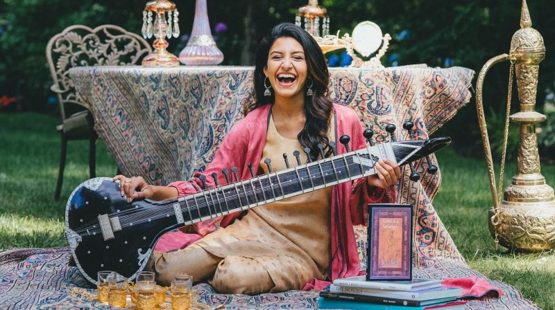 www.deccanchronicle.com: Saudi Arabian pants and a kinship with Lucknow: Afshan's journey as an influencer