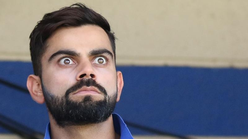 Through Instagram, Kohli earns a mind-boggling $500,000 (3.2 crore) per post, the same amount as Real Madrid star Cristiano Ronaldo. (Photo: BCCI)
