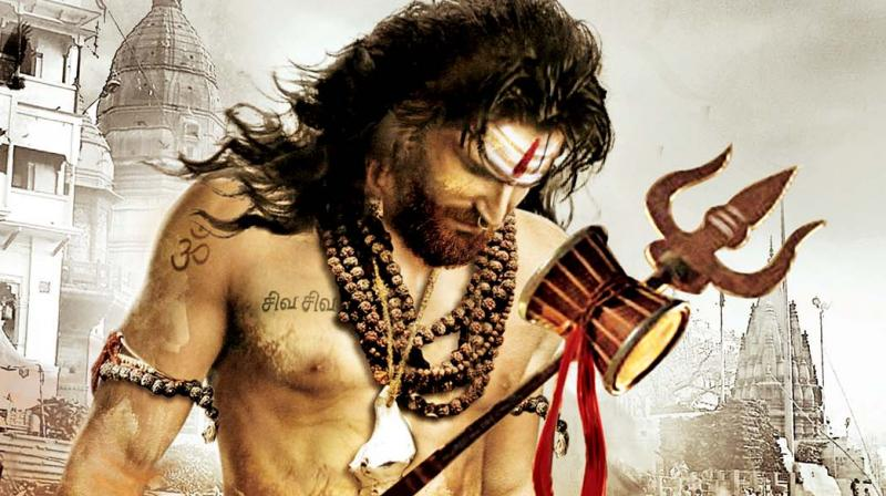 RP Bala's Aghori has all commercial elements